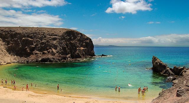 Lanzarote: een schitterend stukje maan. Op aarde…