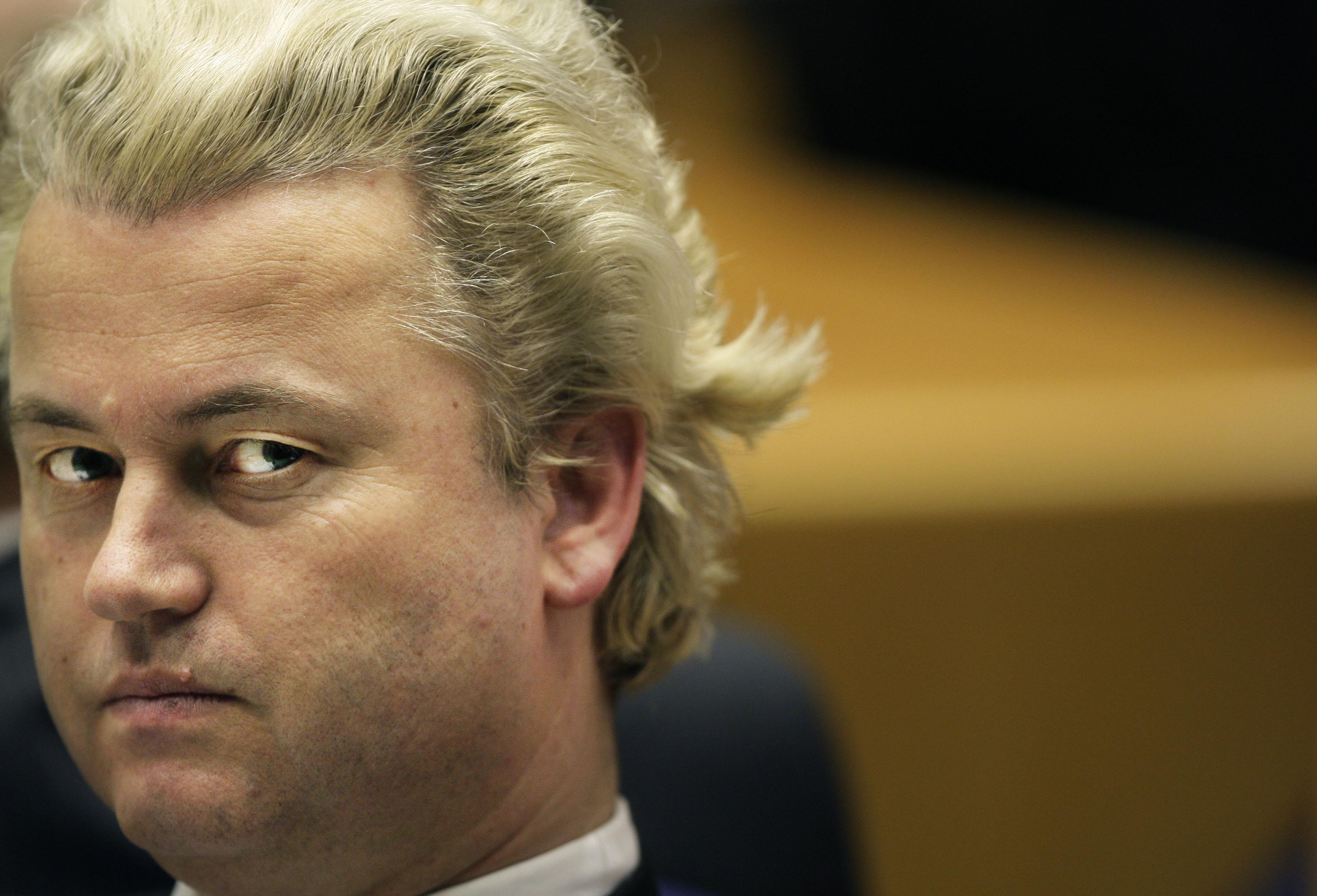 Wilders en de vrijheid van meningsuiting…